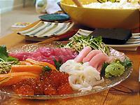 手巻き寿司パーティー。