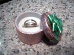 幸せいっぱい結婚指輪