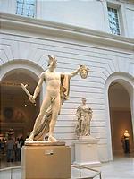 ペルセウスとメドゥーサの頭