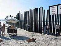 陽気なメキシコの海岸