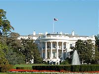 ホワイトハウス。